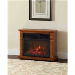 Global Free Standing Electric Fireplace Market Insights Report 2019