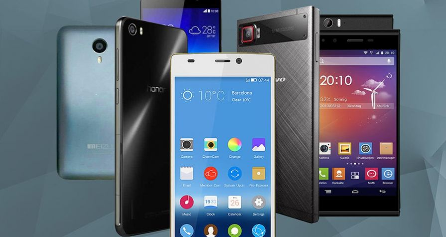 A Huge Drop Of 14% In China's Smartphone