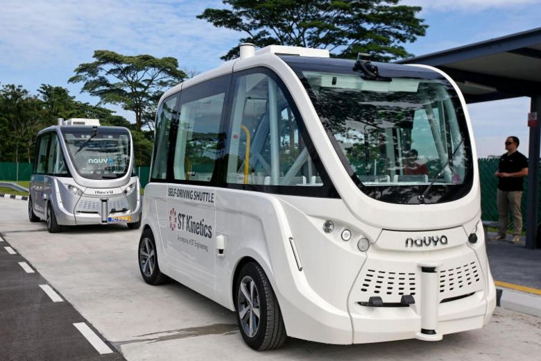 Singapore Looks Forward To Autonomous Cars To Help Its Aged