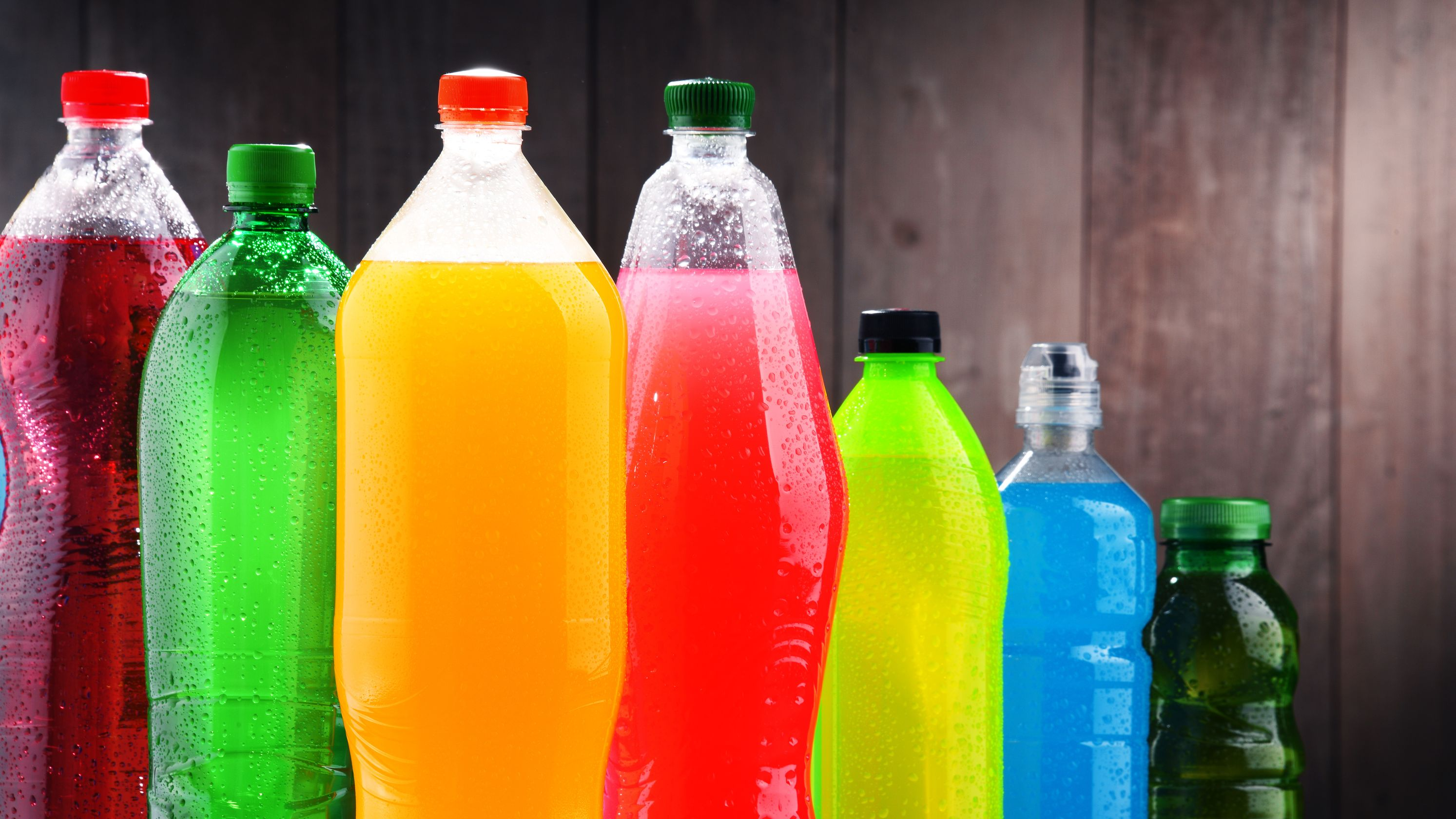 Sweetened Drinks Linked To Increased Death Risk From CVD