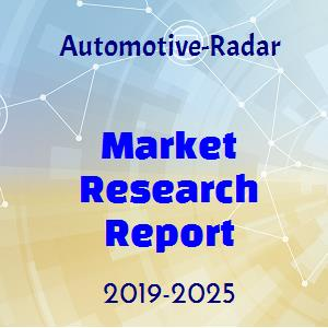 Global Automotive Radar Market Data Analysis 2019-2026