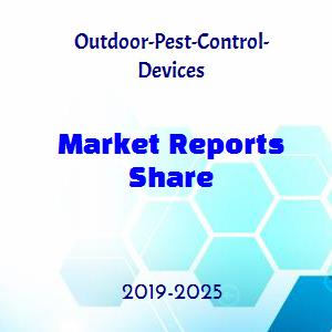Global Outdoor Pest Control Devices Market Outlook 2019-2025