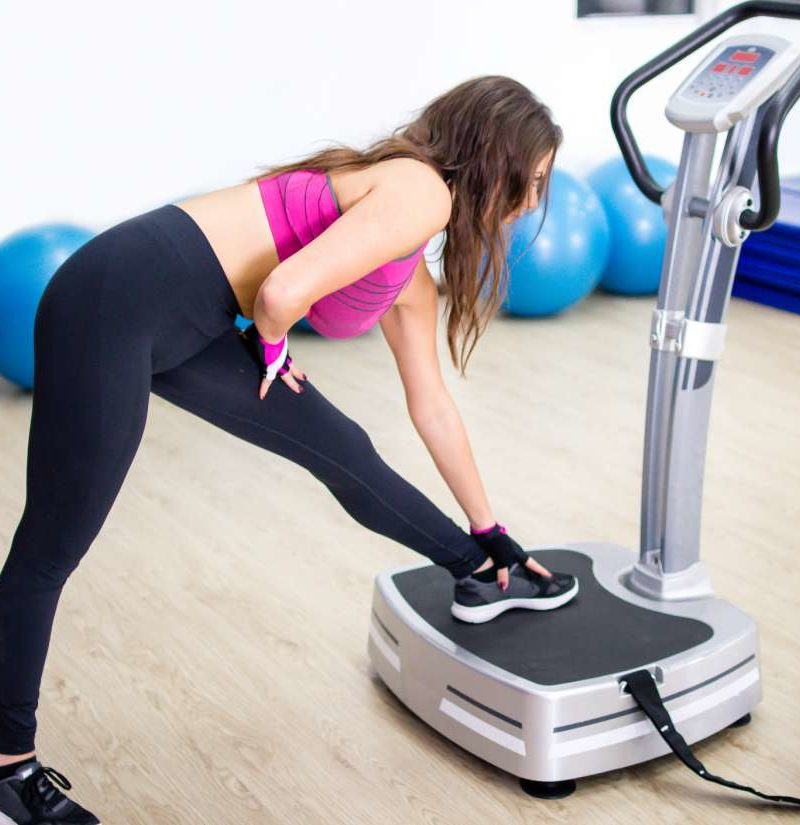 This vibration plate practice machine is 25% off the present moment